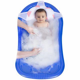 Бебешки хамак за къпане, сив Sevi Baby