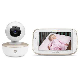 Motorola Бебефон MBP855 Connect  с камера и Wi-Fi