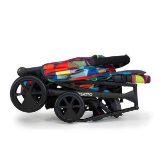 Бебешка лятна количка Cosatto CT4850 WOOSH 2 Kaleidoscope BB