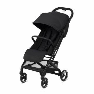 Бебешка лятна количка Cybex, Beezy , Deep Black