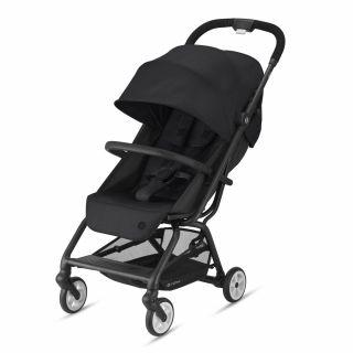 Бебешка количка Cybex Eezy S 2 Deep black