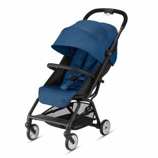 Бебешка количка Cybex Eezy S 2 Navy Blue