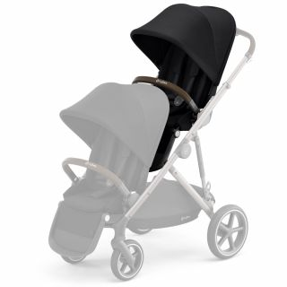 Cybex Бебешка седалка Gazelle S Deep Black taupe