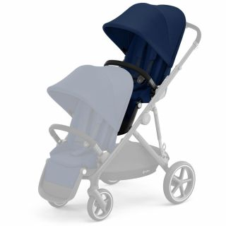 Cybex Бебешка седалка Gazelle S Blue Navy black