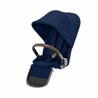 Cybex Бебешка седалка Gazelle S Navy Blue taupe