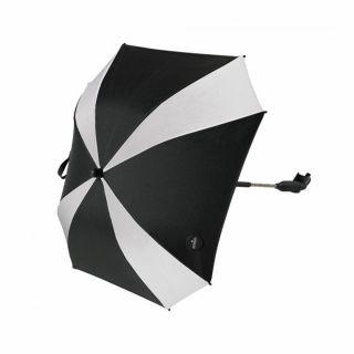 Mima Чадър за бебешка количка Black and White