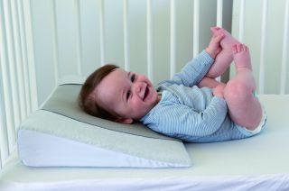Candide Бебешка антирефлуксна възглавница 15° , Air+