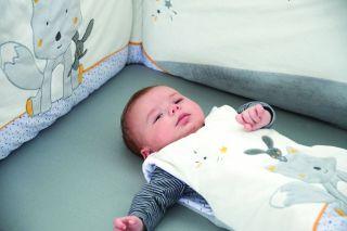 Candide Бебешко гнездо Air+