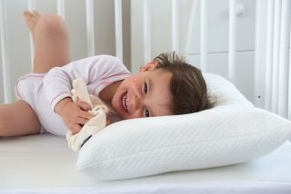 Candide Детска възглавница Fresh с покритие Tencel, 60x40см