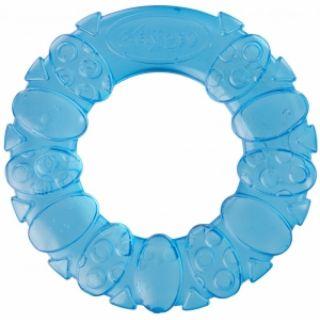 Гризалка с вода Син ринг, 3м+ , Playgro