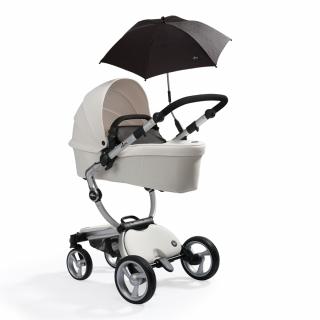 Mima Чадър за бебешка количка Black