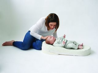 Candide Двулицев бебешки матрак Sleep Safe за кошара 60х120х16см