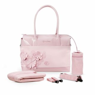 Чанта за количка Cybex SIMPLY FLOWERS Pale Blush