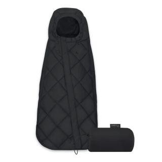 Cybex Универсален термочувал за кошница за кола, 35х75см Snogga Mini Deep Black