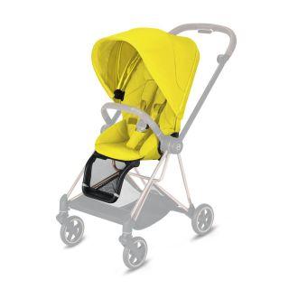 Тапицерия за луксозна седалка Cybex Mios Seat pack Mustard Yellow 2020