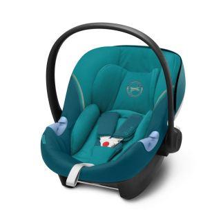 Стол за кола Cybex Aton M i-Size River Blue 2021