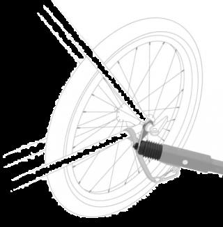 Cybex Теглич за велосипед Zeno