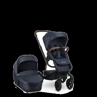 Детска количка Easywalker Harvey3 Premium 2 в 1 Saphhire Blue