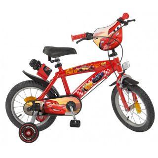 Детски велосипед 2-4г Toimsa 14, Disney Cars 754