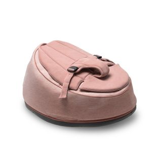 Doomoo Адаптираща се възглавница - барбарон с люлка Seat`n Swing Pink