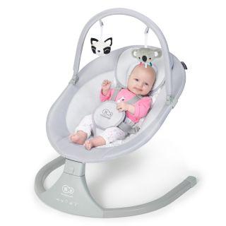 Електрическа бебешка люлка/шезлонг , LULI, Kinderkraft