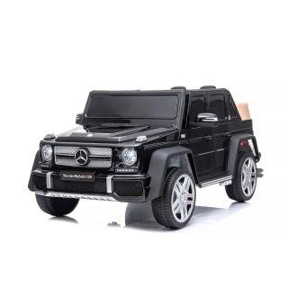 Chipolino Детски акумулаторен джип MERCEDES MAYBACH G650 , черен