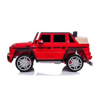 Chipolino Детски акумулаторен джип MERCEDES MAYBACH G650 , червен