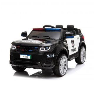 Chipolino детски акумулаторен джип Полиция