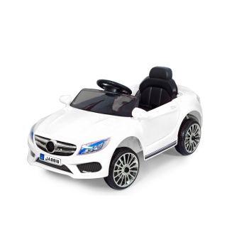Chipolino детска акумулаторна кола Спайдър, бяла