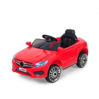 Chipolino детска акумулаторна кола Спайдър, червен