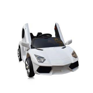 Chipolino детска акумулаторна кола Вайпър, бяла