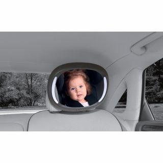 Interbaby LED огледало за обратно виждане