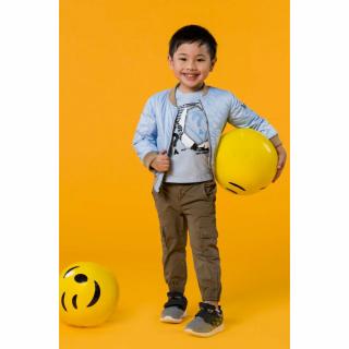 Guess ефектна детска тениска за момче