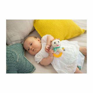 Sweety Sophie Collection Плюшена дрънкалка и гризалка Софи