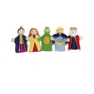 Goki Кукли за пръсти - Жабокът принц