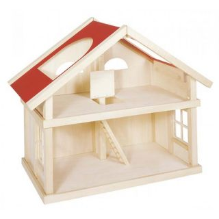 Goki Къща за кукли на 2 етажа