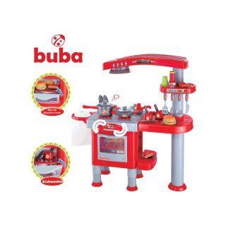 Buba My kitchen детска кухня-червена