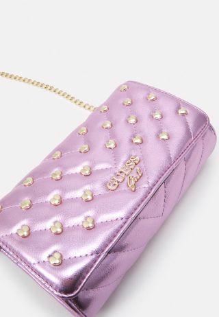 Guess детска лилава чанта KATHLEEN