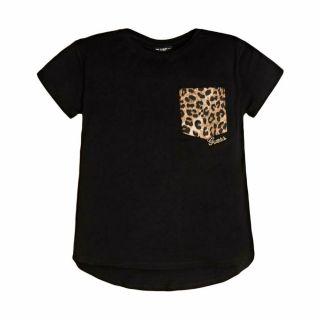 Детска тениска с джоб Guess
