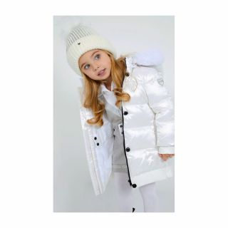 Шапка Зимна Guess Gold White 0BZ03 Z2QP0