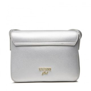 Guess детска чанта за рамо IVY2 Silver
