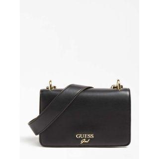Guess черна официална чанта  JANA