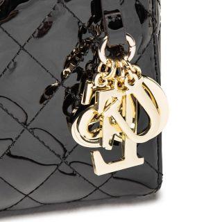 Guess черна официална чанта за момиче с 2 дръжки, MADELINE