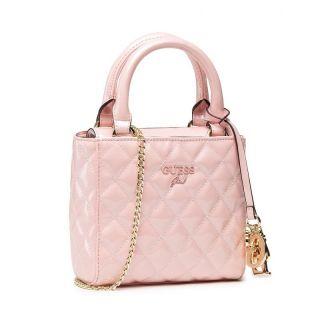Guess детска официална чанта за момиче с 2 дръжки, MADELINE