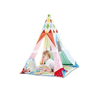 Chipolino Детска гимнастика/палатка 2в1,