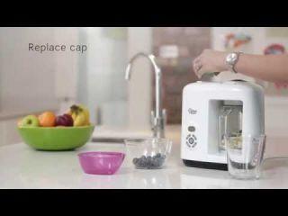 Tommee Tippee Уред за приготвяне на храна на пара и блендер