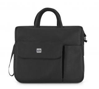CAM Чанта за количка MILA черна