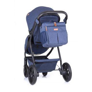 Термораница/чанта за бебешка количка, деним Chipolino