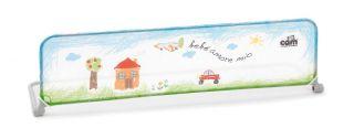CAM Преграда за детско легло Dolcenanna къща (150х43,5х41см)