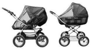 BabyDan Универсален комарник за количка